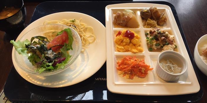 宮古島東急ホテル&リゾーツの朝食バイキング