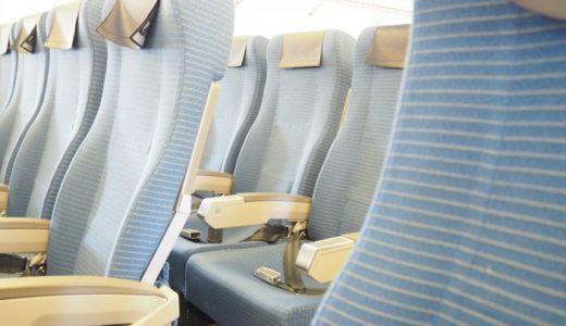 双子は飛行機で隣に座れない!?双子ファミリーにおすすめの座席の取り方