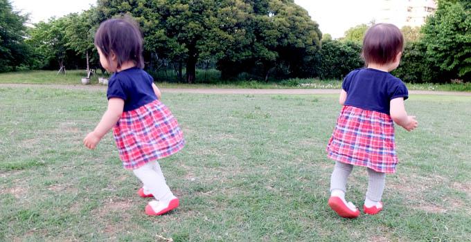 【私の口コミ】アティパス(Attipas)の外履き:1歳5ヵ月